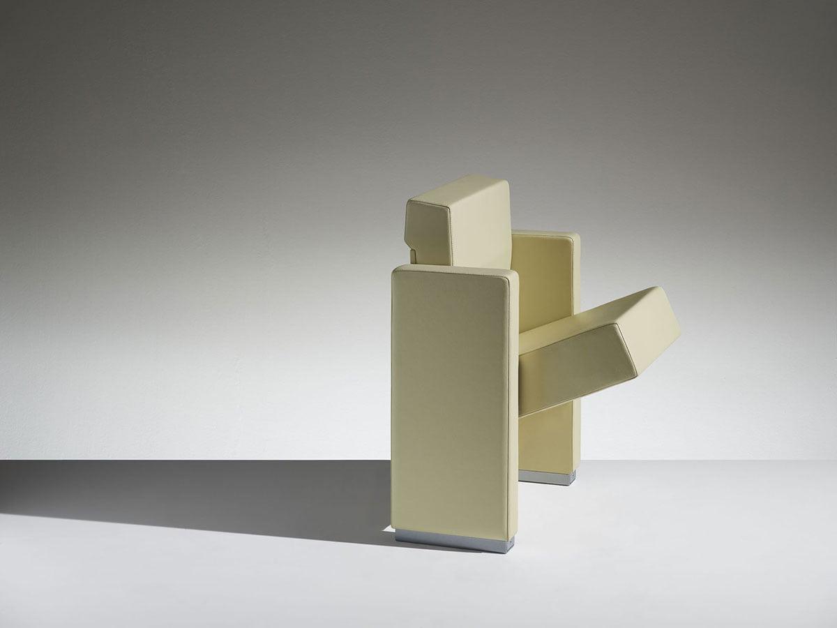 fauteuil design Lamm Mura