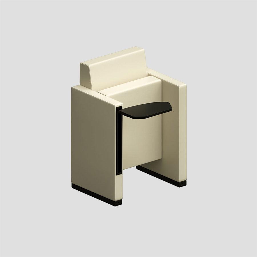 fauteuils avec tablette  Lamm Mura