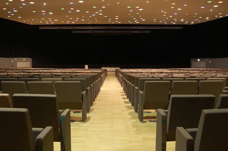 installation sièges M100
