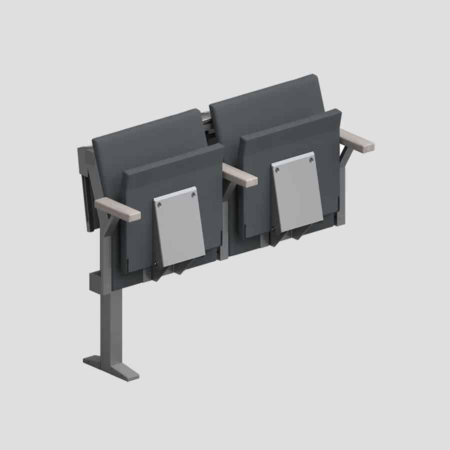 Lamm E5000 siege avec tables