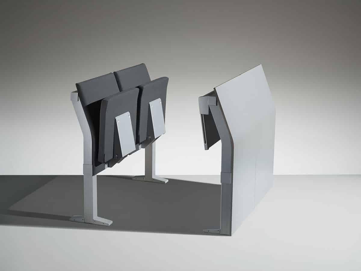 lamm E5000 table chaise universités