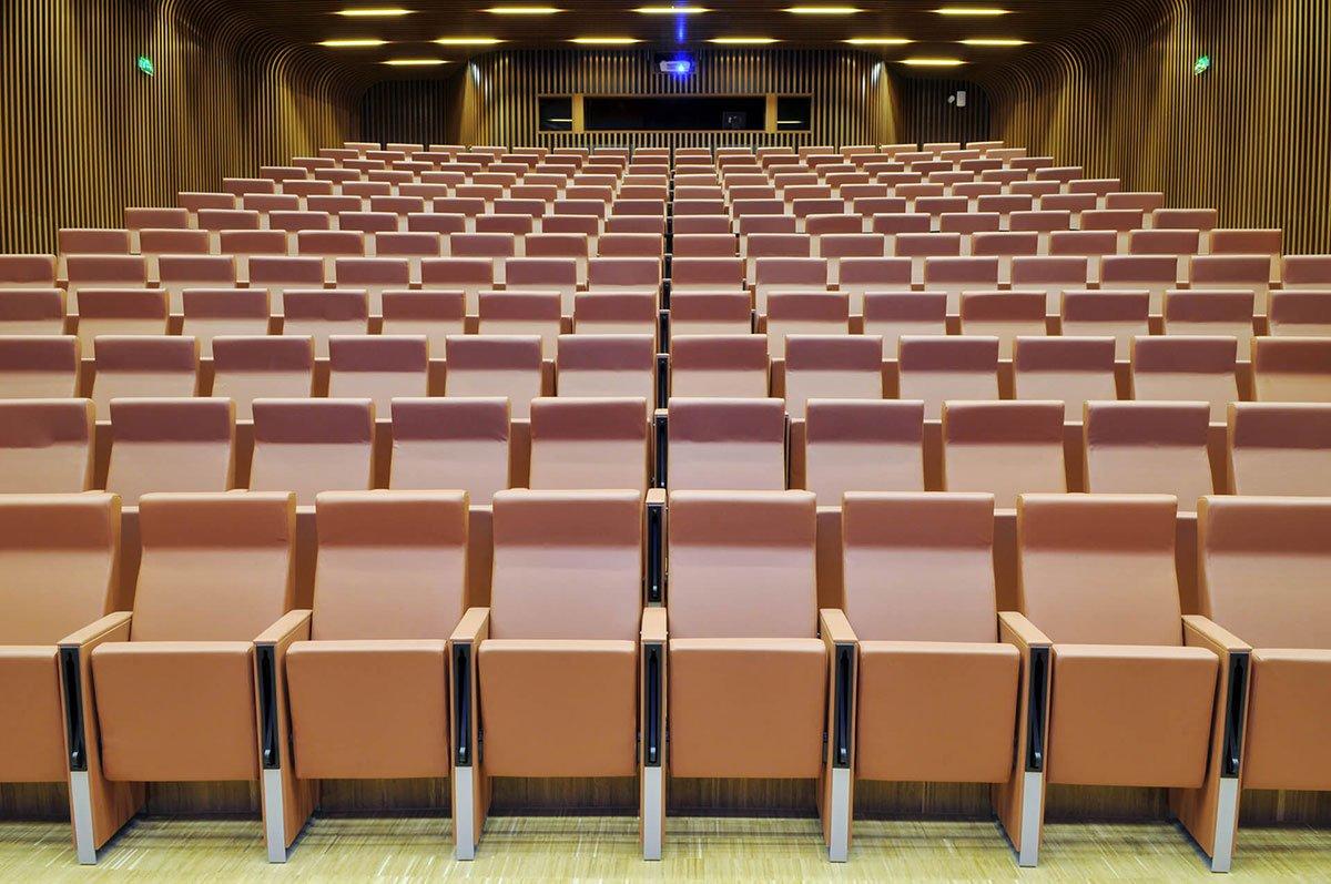 Fauteuil C100 auditorium