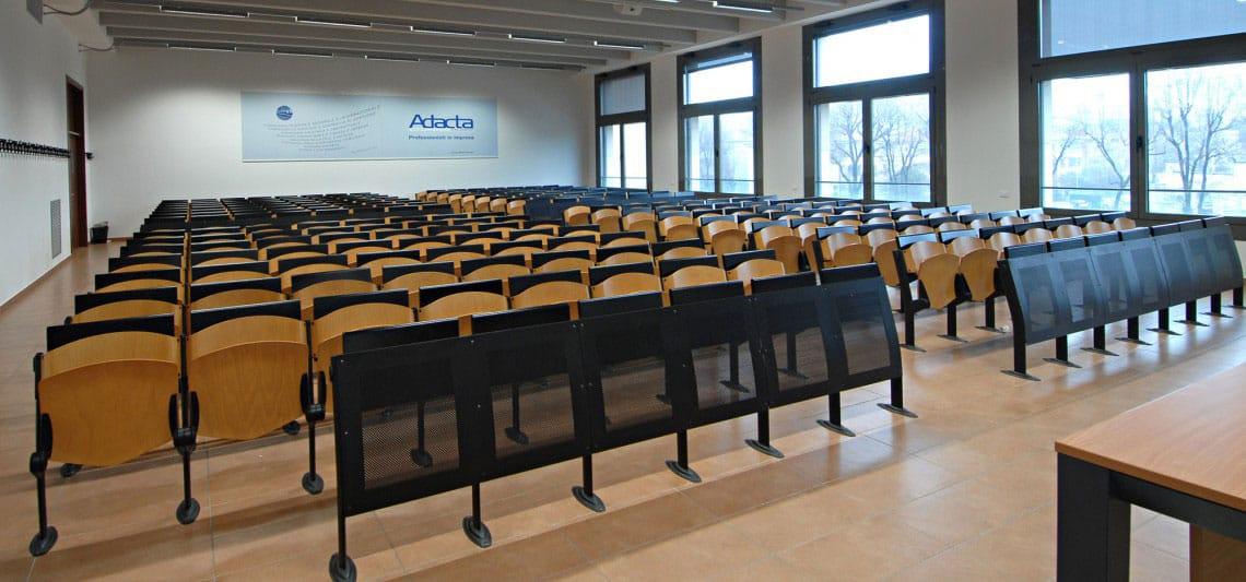 atoma aménagement salles de cours