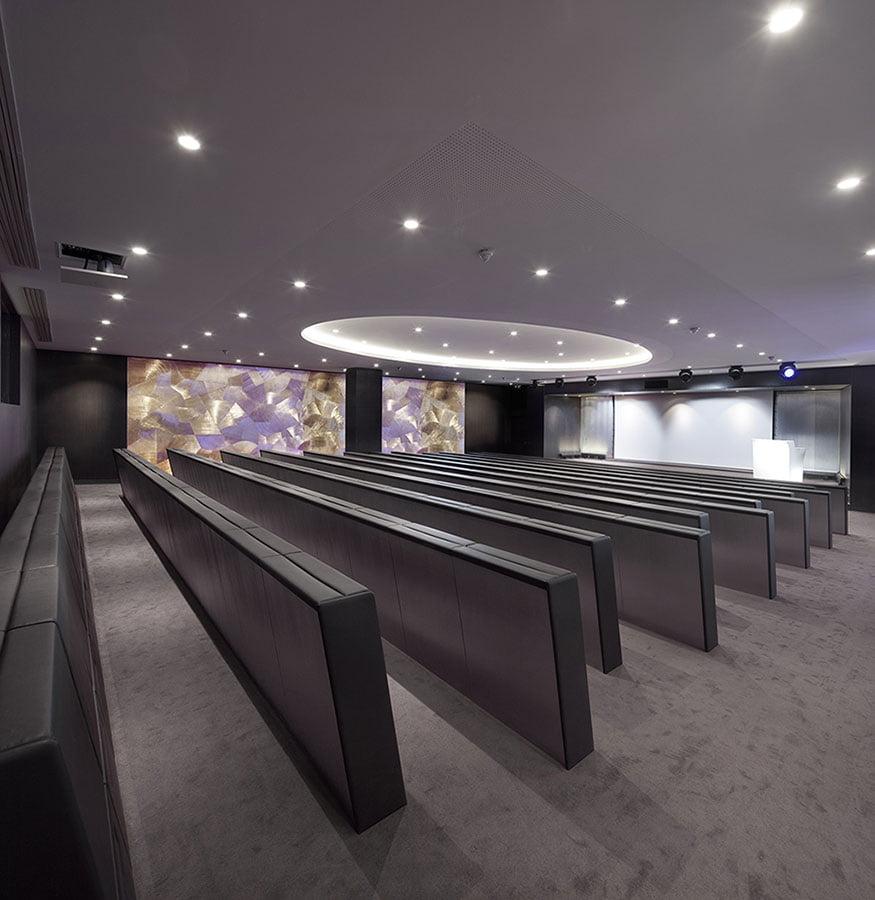 fauteuils auditorium Genya