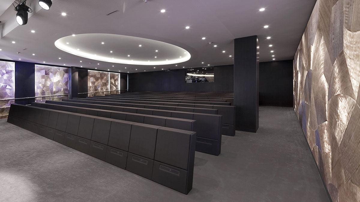Fauteuil auditorium Genya