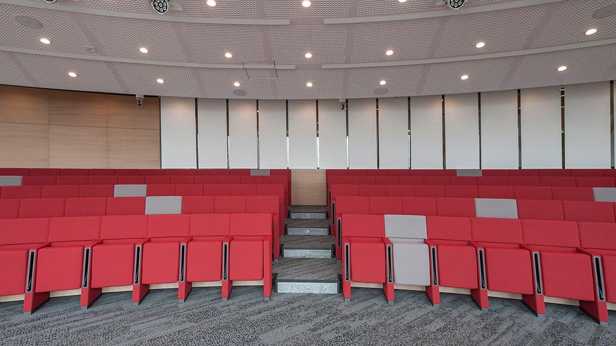 lamm L213 auditorium