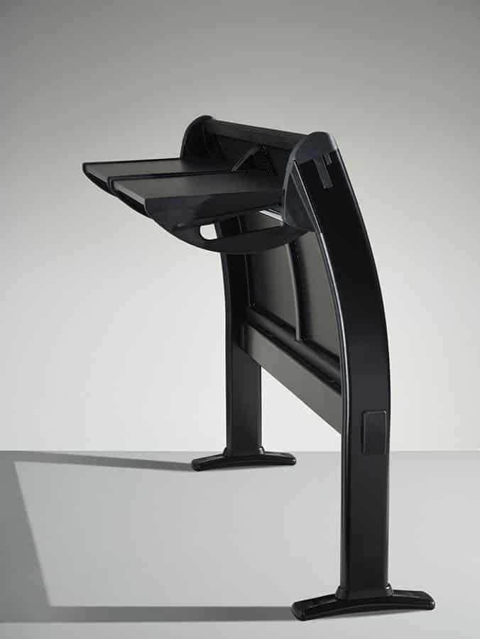 lamm Q3000 siège avec tablette ecritoire