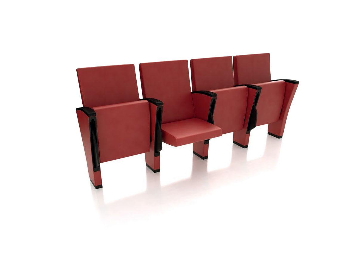 Lamm unica mobilier auditorium