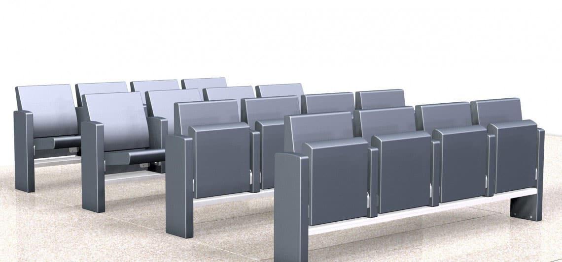 siège auditorium V9.9-V9.1