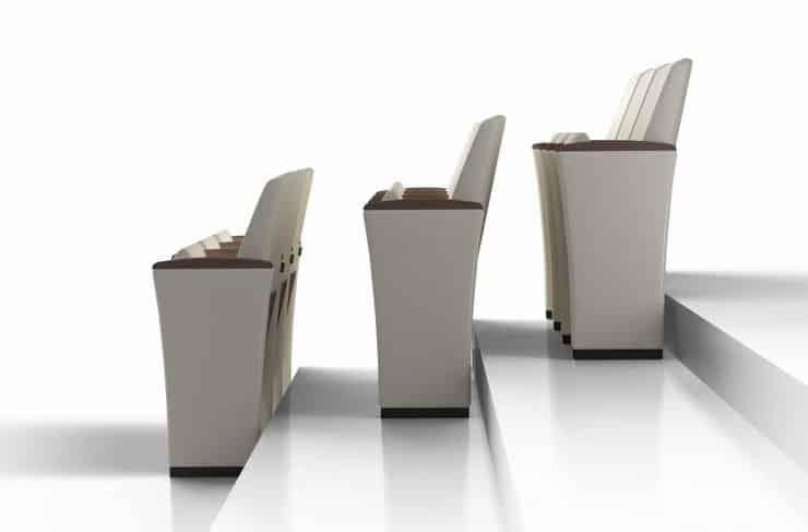 fauteuils amphi concerto