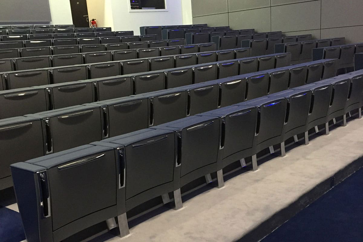 premiere aresline fauteuil auditorium