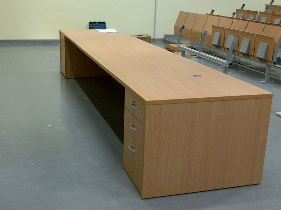 table professeur sur mesure