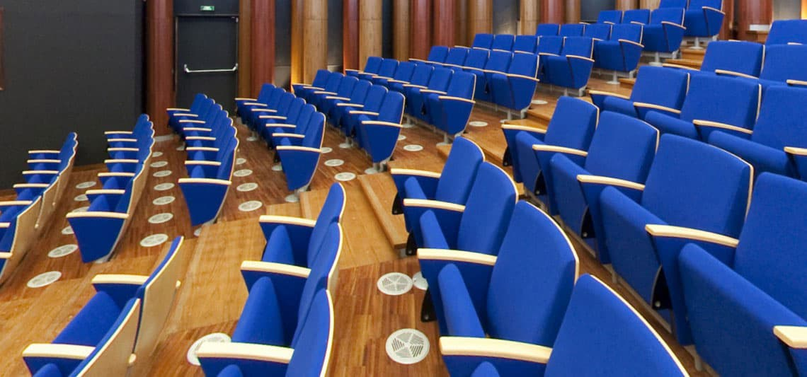 auditorium fauteuil