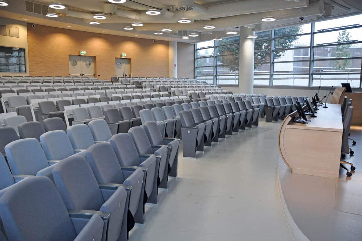 fauteuil aménagement auditorium