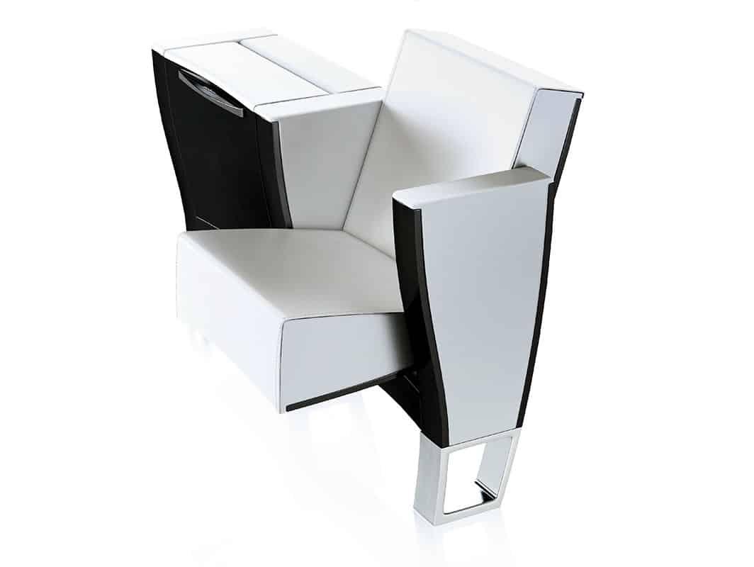 installation fauteuils aresline premiere
