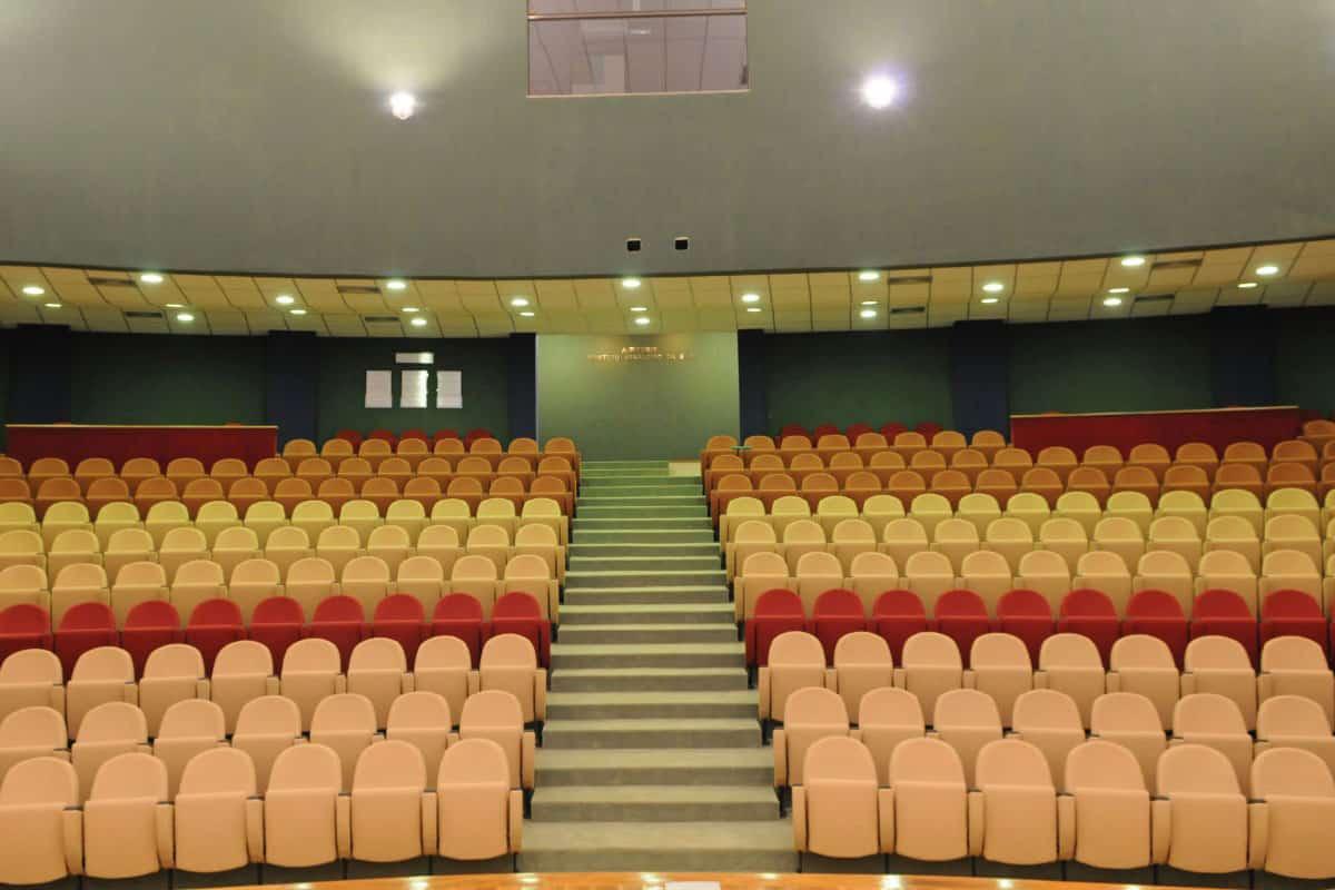 auditorium fauteuils metropolitan