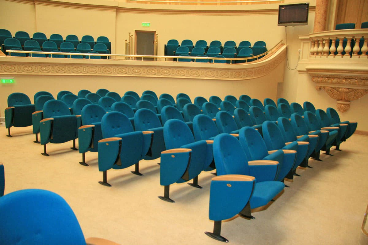 mobilier amphitheatre metropolitan