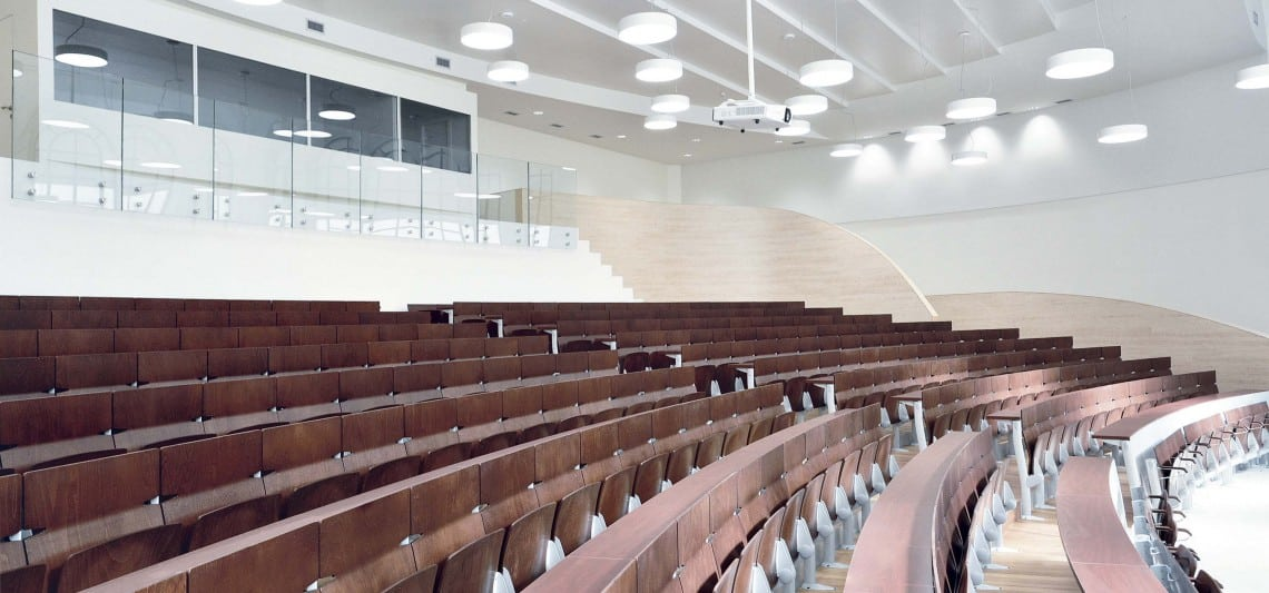 Mobilier amphi sièges