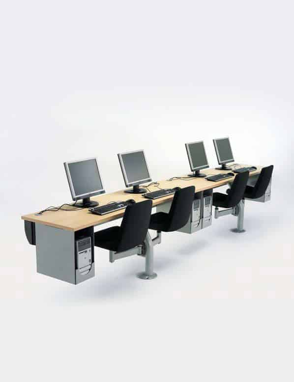 mobilier salle informatique