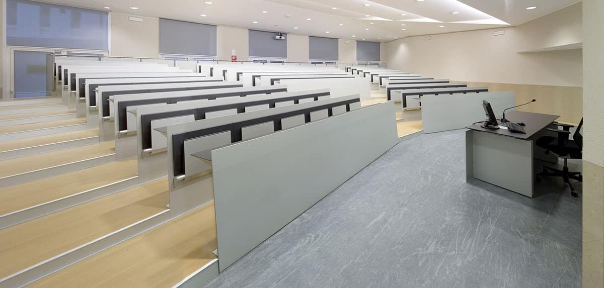 table salle de cours