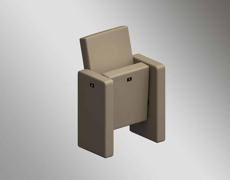 fauteuil lamm F50