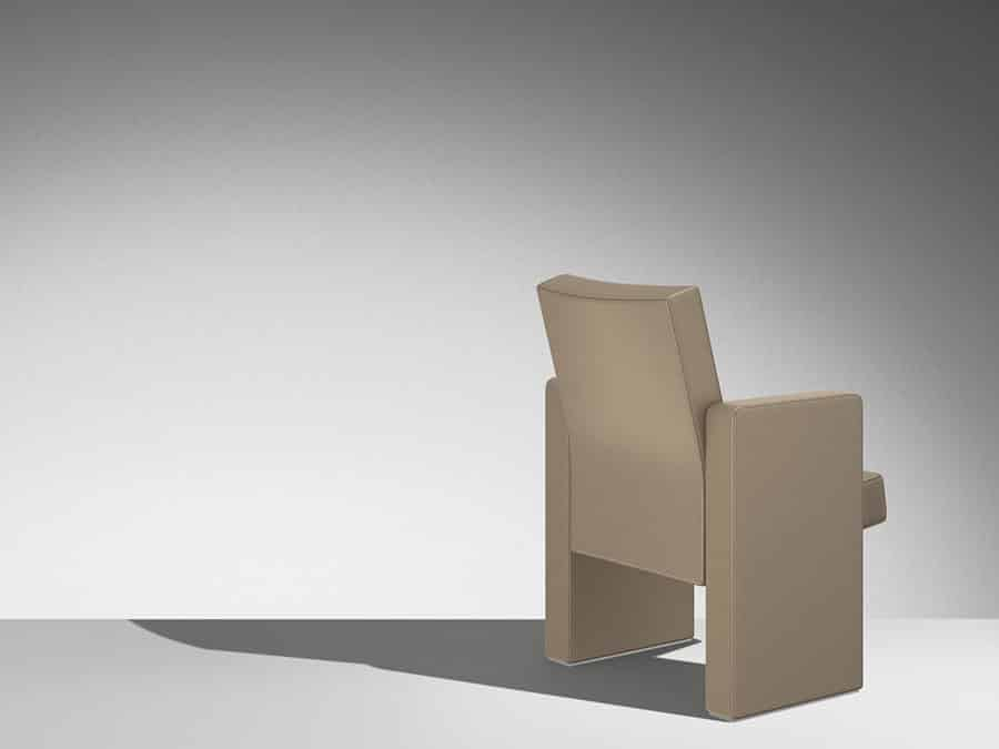 fauteuil conference F50 Lamm