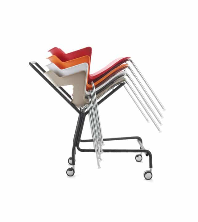 chaise chariot yeti