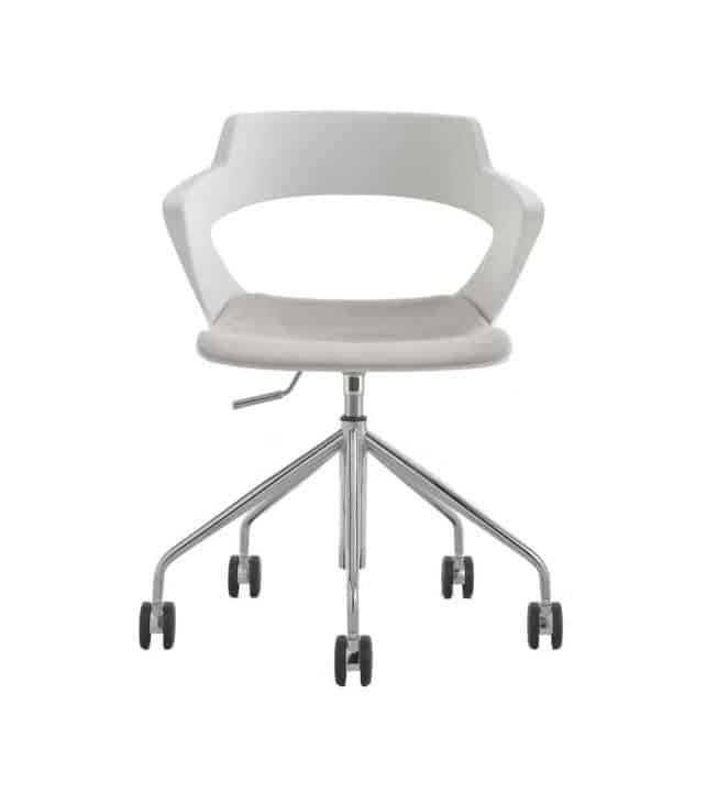 chaise roulettes yeti