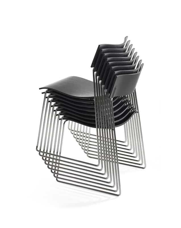 chaises scolaires empilables us