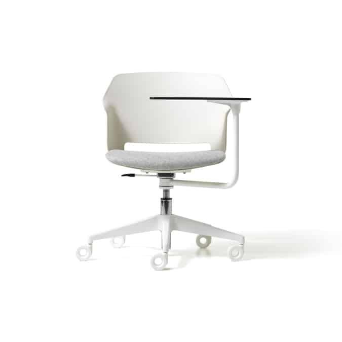 clop chaises avec roulettes